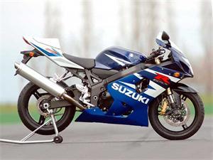 2004款铃木GSX-R600