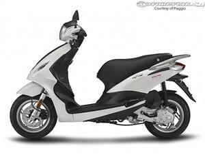 比亚乔Fly 50 4V摩托车