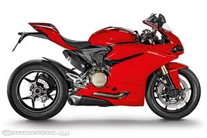 杜卡迪1299 Panigale摩托车