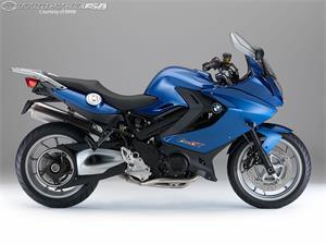 宝马F800GT摩托车