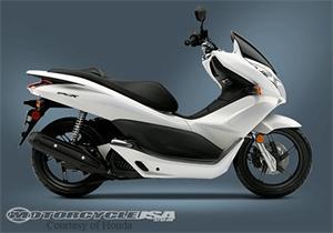 2011款本田PCX