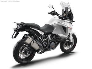 KTM1290 Super Adventure摩托车车型图片视频