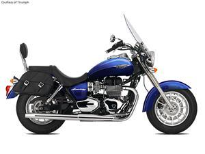 凯旋America LT摩托车