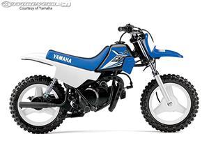 2014款雅马哈PW50摩托车