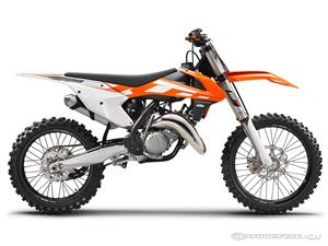 KTM125 SX摩托车