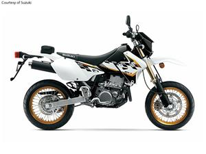 铃木DR-Z400SM摩托车