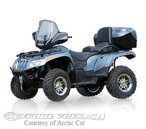 北极猫摩托车